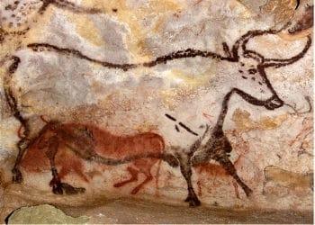 lascaux-taureau-dessin-paroi-grotte