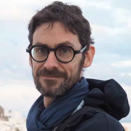 Photo-portrait de Grégory du Bestiapolitan.